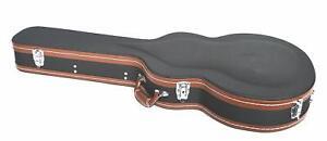 B-STOCK Hardcase Slim Jazz type Electric Semi Acoustic Guitar 335 etc Clearwater