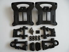 New Tamiya Front & Rear Lower Suspension Arms & Underguards For 'TT01D'
