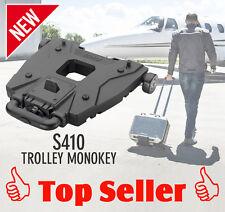 GIVI S410 Universal Trolley mit Befestigung für alle Monokey Koffer