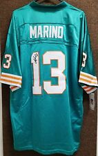 Miami Dolphins Dan Marino Signed Jersey COA