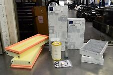 OEM GENUINE MERCEDES BENZ R CLASS V251 AIR CABIN & OIL FILTER KIT