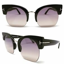 OCCHIALI TOM FORD SAVANNAH FT 0552 01B SUNGLASSES NEW COLLECTION 2017