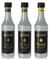 Monin 375 mL Concentrated Flavors  (select flavor)
