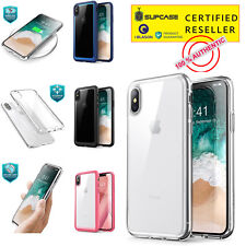 iPhone X Case, Scratch Resistant i-Blason Clear Halo Series Bumper Case For Appl