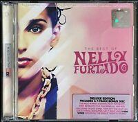 NELLY FURTADO The Best of Nelly Furtado 2010 MALAYSIA FLAG DELUXE 2 CD SET RARE