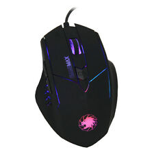 Game Max Tornado Wired 6 Button 7 LED Red/Blue/Green/Purple Gaming Mouse 2000DPi