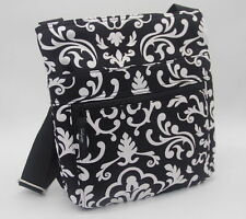 Thirty one organizing utility shoulder sling bag 31 gift in Black Parisian pop d