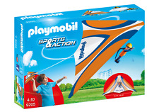 playmobil N ° 9205 Hang gliders LUCAS Sports & Action FUN in Apartment & Outdoor