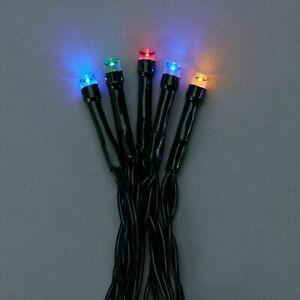 200 LED Multi-Coloured Solar-Powered String Lights Wedding Xmas Home Decor 2020S