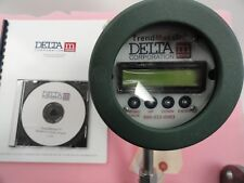 Delta M Corp. TM60NX-.75-SA-AM-S6-LE-DS-DC-00, Thermal Mass Flow, NEW