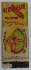 VINTAGE HAV-A-TAMPA CIGAR FLORIDA MATCHBOX           (INV24618)