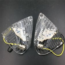 Clear Lens Led Signal Tail Light Cover For  Suzuki Gsxr600 750