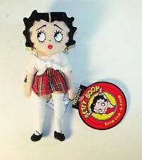 Betty Boop Naughty School Girl Plush Doll / Figure - 7 inches tall