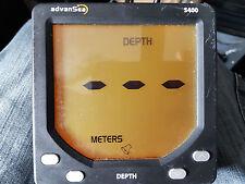 ADVANSEA S400 DEPTH DISPLAY