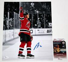 PATRIK ELIAS SIGNED 11x14 PHOTO NEW JERSEY DEVILS NHL STAR AUTOGRAPHED +JSA COA