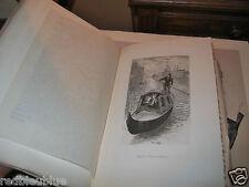 Ippolito NIEVO Une histoire du temps Passé sur vélin Eaux fortes Feltesse 1921