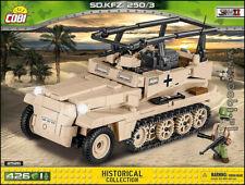 COBI Sd.Kfz. 250/3 (2526) - 426 elem. - WWII German half-track