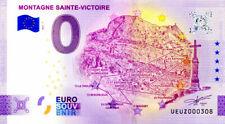 13 BERRE L'ETANG Montagne Sainte-Victoire, 2021, Billet Euro Souvenir