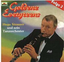 Hugo Strasser (Orch.) Goldene evergreens 2 (1987, EMI)  [CD]