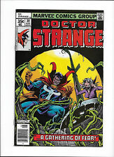 "Doctor Strange #30 [1978 Fn+] "".A Gathering Of Fear!"""