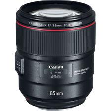 Objectifs Canon EF pour appareil photo et caméscope Canon EF 85 mm