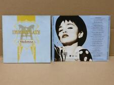 Madonna The Immaculate Collection 1990 Mega Rare Indonesia CD FCS8691