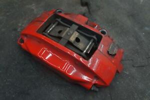 Front Right Brake Caliper & Bracket Red 05136152AA OEM Dodge Viper 2003-17