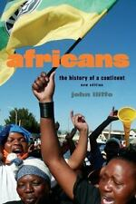 Africans: The History of a Continent (African Studies)-ExLibrary