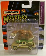 UNLEASH YOUR IMAGINATION 2006 '06 SILVERADO TRUCK MATCHBOX MONSTERS DIECAST 2006