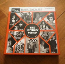 V.A. The Motown 7s Box - Rare And Unreleased Vinyl Limited Numbered Box Set NM