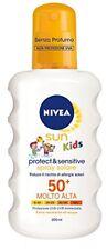 Protezioni solari idratante NIVEA SPF 50