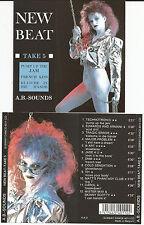 NEW BEAT Take 5 - CD 1989 Belgium NEU/NEW - Technotronic/DNM/Cold Sensation