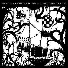 Dave Matthews Band DMB Come Tomorrow CD Brand New Sealed Unopened 2018