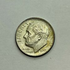 1953 (D) Roosevelt Dime, Uncirculated  - 90% Silver .10 US Coin *3b31