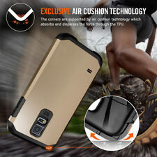Shockproof Heavy Duty Armour Case Cover Free Screen Protector For Samsung Galaxy