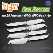2 Pairs Noise Reduction/DeNoiser 9455S Propellers for DJI Phantom4 PRO V2.0 Adv