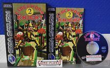 Clockwork Knight 2 Sega Saturn (1995) OVP