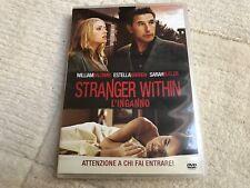 Time of Vintage - DVD Stranger Within - L'Inganno 2013 EZ-A245 - Usato