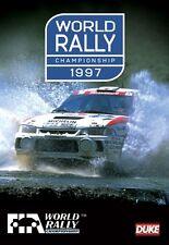 World Rally Championship - Review 1997 (New DVD) FIA WRC Sainz Makinen McRae