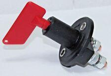CLASSIC CAR BATTERY ISOLATOR ISOLATION CUT OFF POWER KILL SWITCH 12V / 24V - NEW