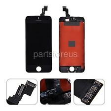 Black LCD Display + Touch  Screen Digitizer + Frame Assembly For iPhone 5C USA