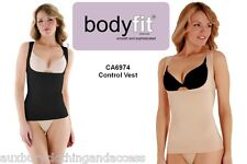 New Ladies Top Quality Underbody Vest Shapewear  With Straps From Body fit