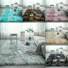 Fluffy Large Rugs Anti-Slip SHAGGY RUG Super Soft Mat Living Room Floor Bedroom