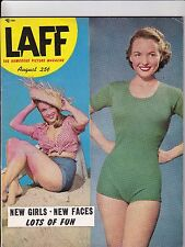 Laff Magazine August Aug 1952 See My Store