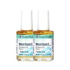 Home Health Natural Vitamin E, Skin Beauty Oil 9000 IU, 0.5 Oz