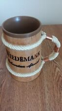 Wiedemann Wooden Beer Mug