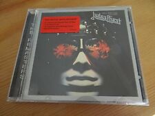 JUDAS PRIEST : HELL BENT FOR LEATHER REMASTERS CD *LIKE NEW*