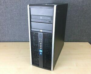 HP 8300 CMT PC, Intel i5-3470 CPU, 8GB RAM, 500GB HDD, DVDRW, Windows 10 Pro