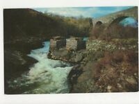 The Falls Of Morar Old Postcard  217a