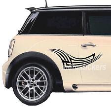 Adesivi Mini Cooper - Tuning Auto Adesivi Auto Coo003